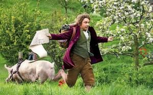 hobbit running
