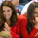 kate middleton biting nails